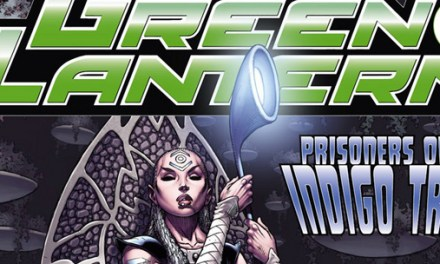 Avant-Première VO: Review Green Lantern #7