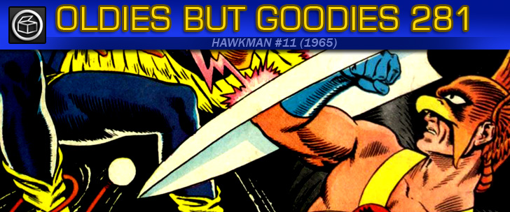 Oldies But Goodies: Hawkman #11 (Dec. 1965)