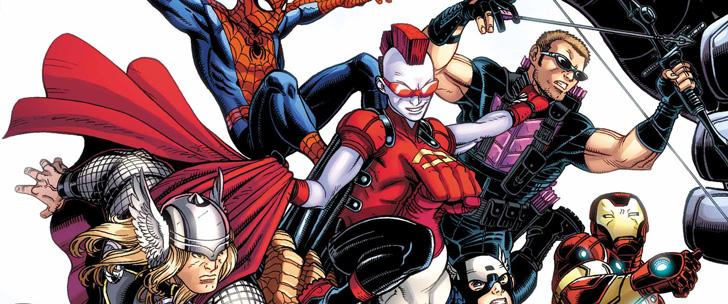 Marvel In June 2012: X-Men & Others
