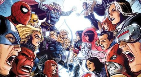 Avant-Première VO: Review Avengers vs. X-Men #1