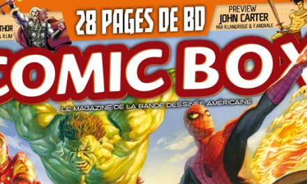 Comic Box #76 – Info Abonnés…