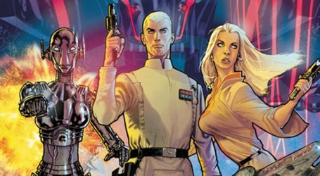 Preview: Star Wars: Agent of the Empire: Iron Eclipse #5