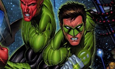 Avant-Première VO: Review Green Lantern #8