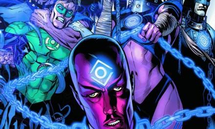 Avant-Première VO: Review Green Lantern #10