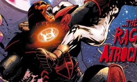 Avant-Première VO: Review Red Lanterns #10
