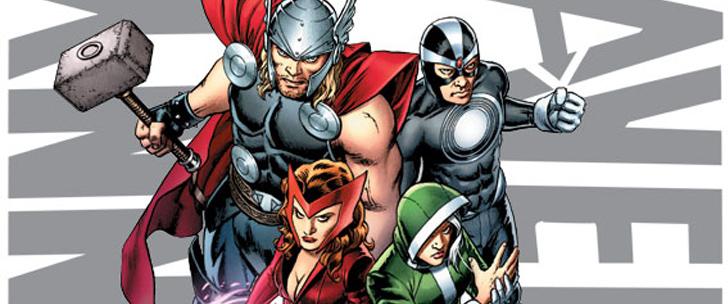 Marvel In October 2012: Marvel Universe