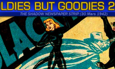 Oldies But Goodies: The Shadow (30 Mars 1942)