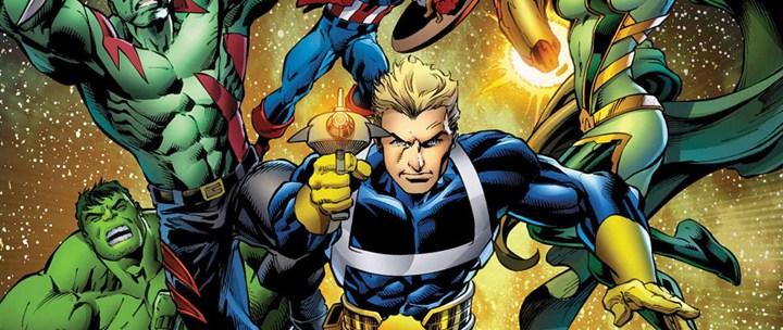 Avant-Première VO: Review Avengers Assemble #6