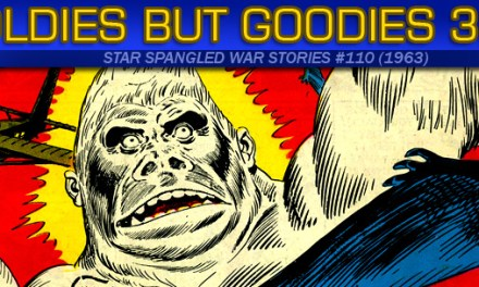 Oldies But Goodies: Star Spangled War Stories #110 (1963)