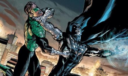 Avant-Première VO: Review Green Lantern #12