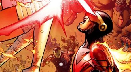 The Ultimate Sacrifice in Avengers VS. X-Men #11!