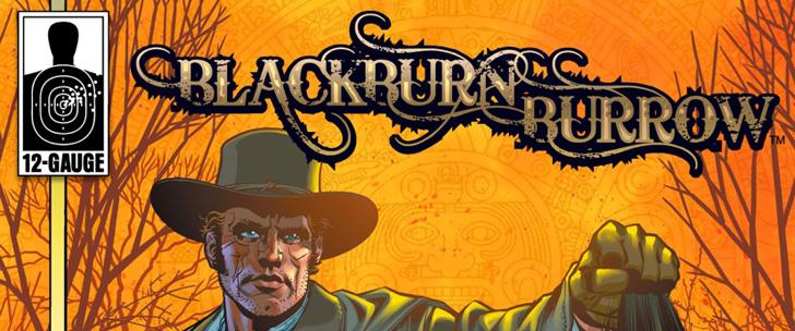 Blackburn Burrow @ Amazon Studios
