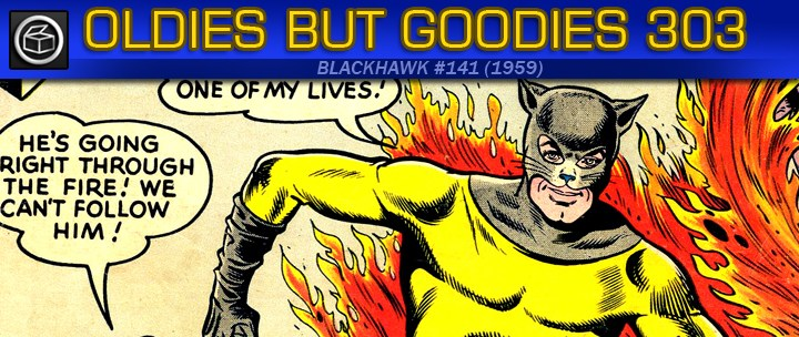Oldies But Goodies: Blackhawk #141 (1959)