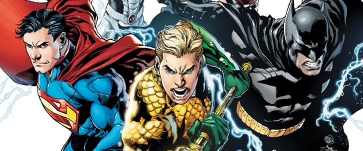 DC Comics In December 2012: DC Universe