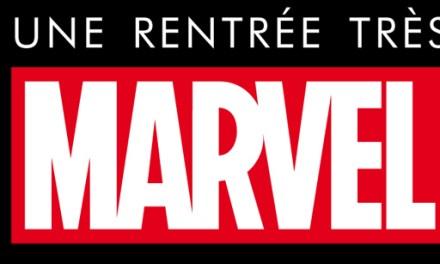 Une rentrée très Marvel