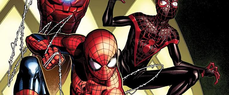 Avant-Première VO: Review Spider-Men #5