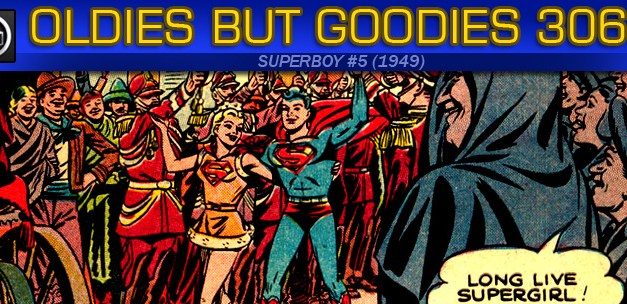 Oldies But Goodies: Superboy #5 (Nov. 1949)