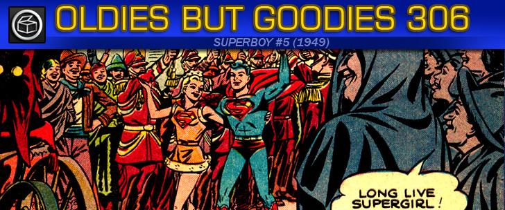 Oldies But Goodies: Superboy #5 (Nov. 1949)