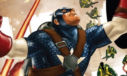 Avant-Première VO: Review Captain America #18