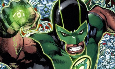Avant-Première VO: Review Green Lantern #13