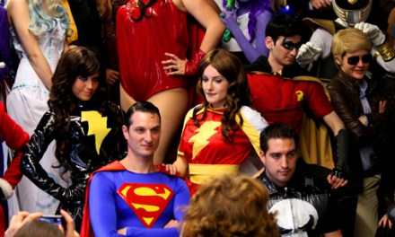 Paris Comics Expo 2012, Jour 1, les photos