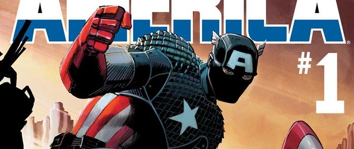 Avant-Première VO: Review Captain America #1