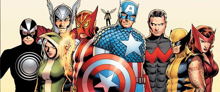 Marvel In February 2013: Marvel Universe