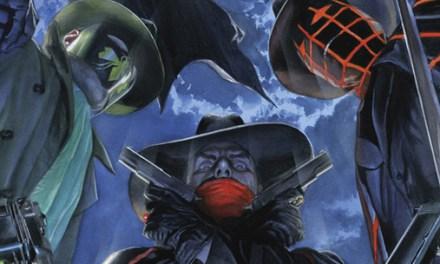 Avant-Première VO: Review Masks #1