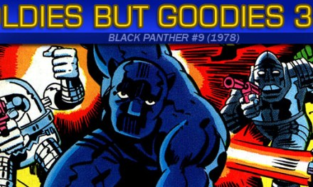 Oldies But Goodies: Black Panther #9 (Mai 1978)