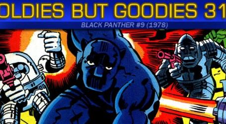Oldies But Goodies: Black Panther #9 (Mai 1978)