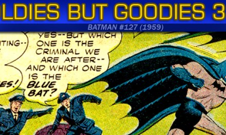 Oldies But Goodies: Batman #127 (Oct. 1959)