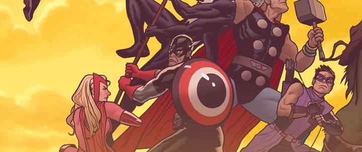 Avant-Première VO: Review Dark Avengers #184