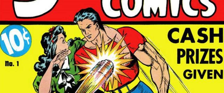Oldies But Goodies: Startling Comics #1 (Juin 1940)