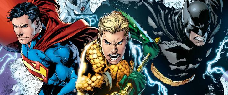 Avant-Première VO: Review Justice League #15