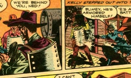 Oldies But Goodies: Westerner Comics #25 (Fev. 1950)