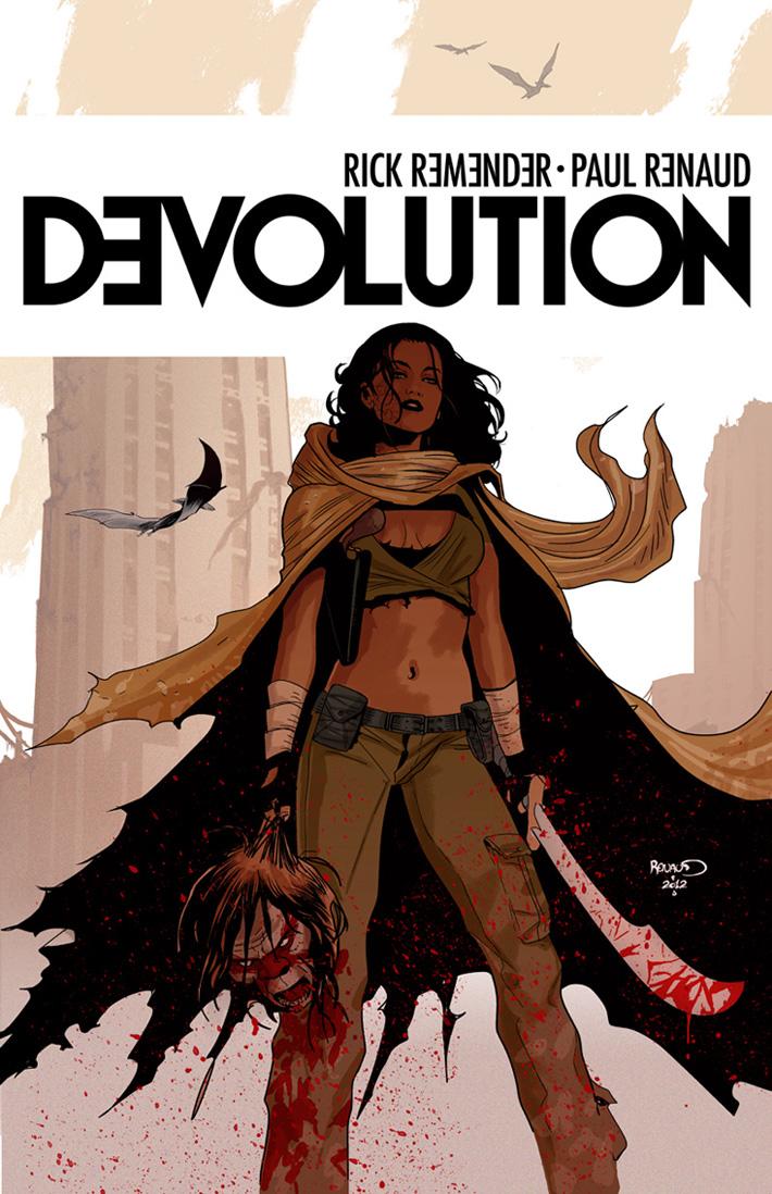 Devolution par Paul Renaud