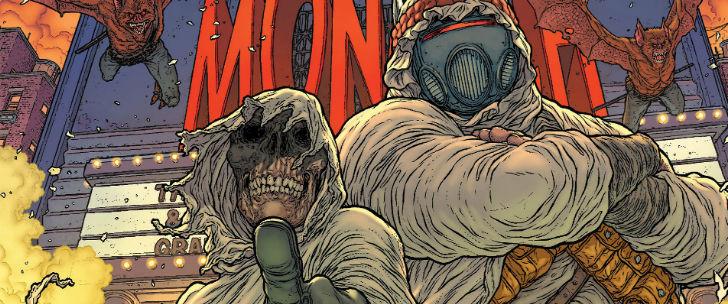 Avant-Première VO: Review Batman Incorporated #6