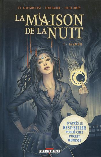 Trade Paper Box #76: La Maison de la Nuit T1: La Marque