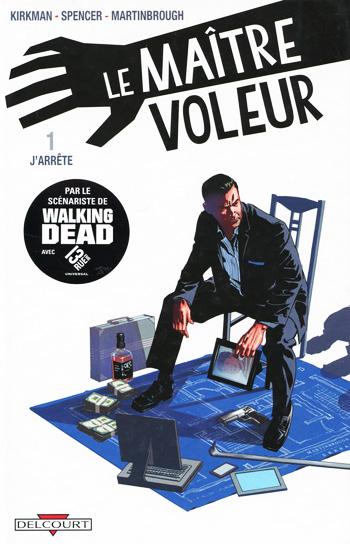 Trade Paper Box #78: Le Ma�tre Voleur T1 - J'arr�te