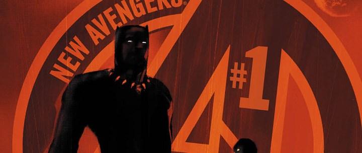 Avant-Première VO: Review New Avengers #1