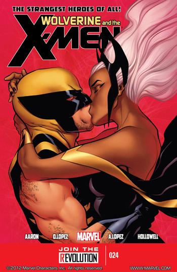 Wolverine & The X-Men #24