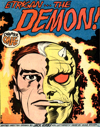 Jason Blood/Demon