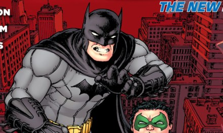 Avant-Première VO: Review Batman Incorporated #8