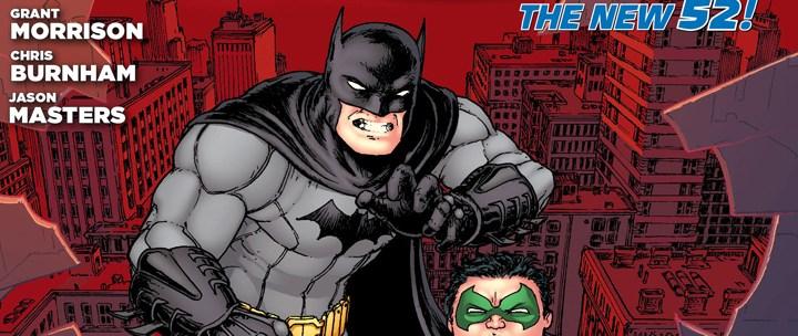 Avant-Première VO: Review Batman Incorporated #8