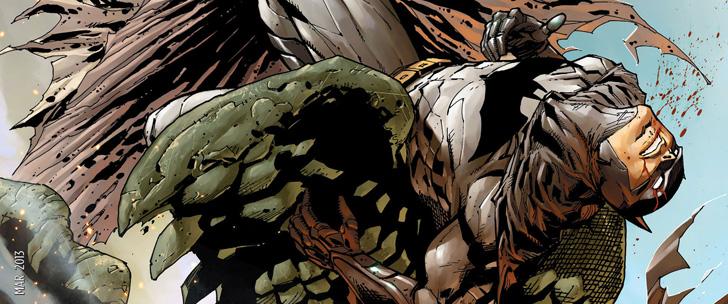 Avant-Première VO: Review Batman Incorporated #7