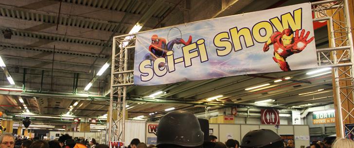 Paris Manga & Sci-Fi Show Fev. 2013