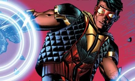 Avant-Première VO: Review Justice League of America's Vibe #1