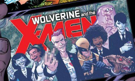 Avant-Première VO: Review Wolverine And The X-Men #25