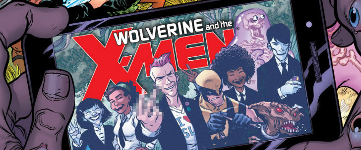Avant-Première VO: Review Wolverine And The X-Men #25