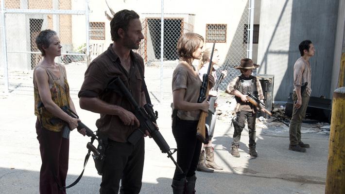 Walking Dead S03E11